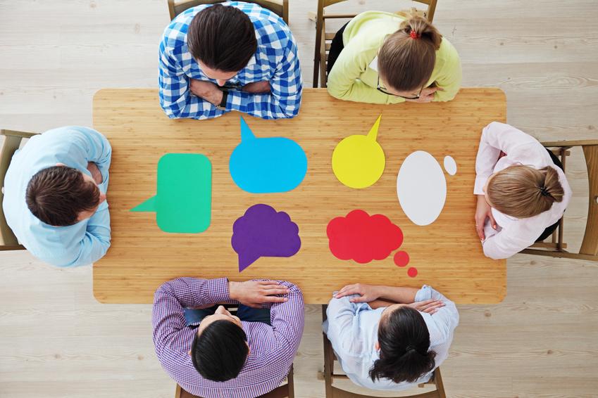 Konzeption eines Gemeindebriefs ist Team-Work