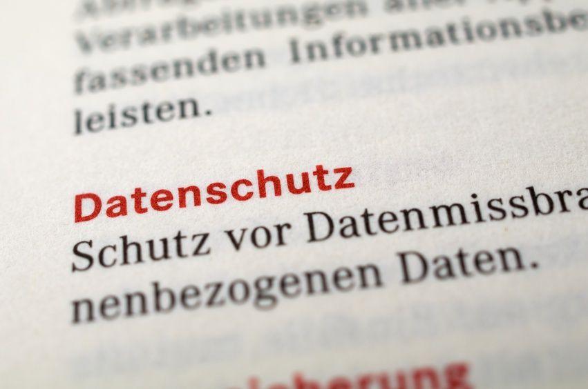 Vorsicht beim Veröffentlichen von persönlichen Daten im Gemeindebrief