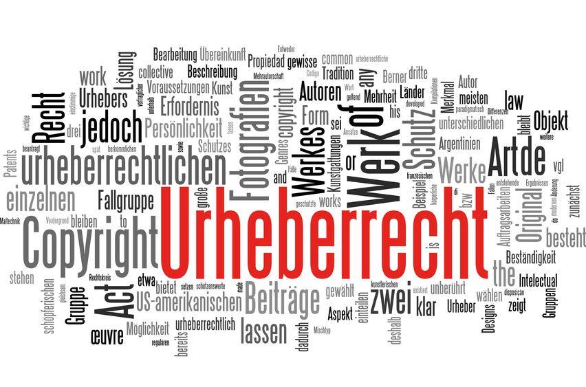 Gemeindebrief-Redakteure müssen das Urheberrecht beachten
